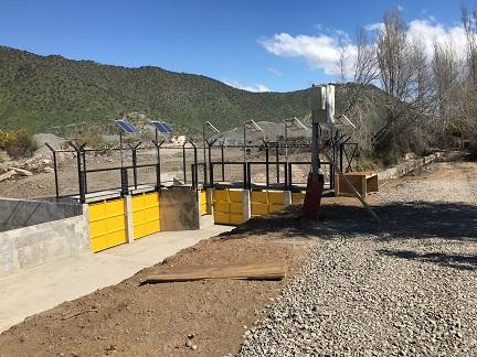 Programa de Pre Inversión en Riego para Construcción de Bocatomas
