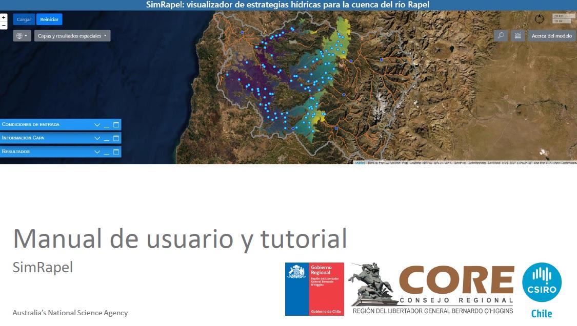 Plan de Gestión Integrada para los Recursos Hídricos de la Cuenca de Rapel, Primera etapa