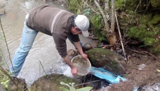 Vigilancia de Solicitudes de Derechos de Agua Superficiales de la Región